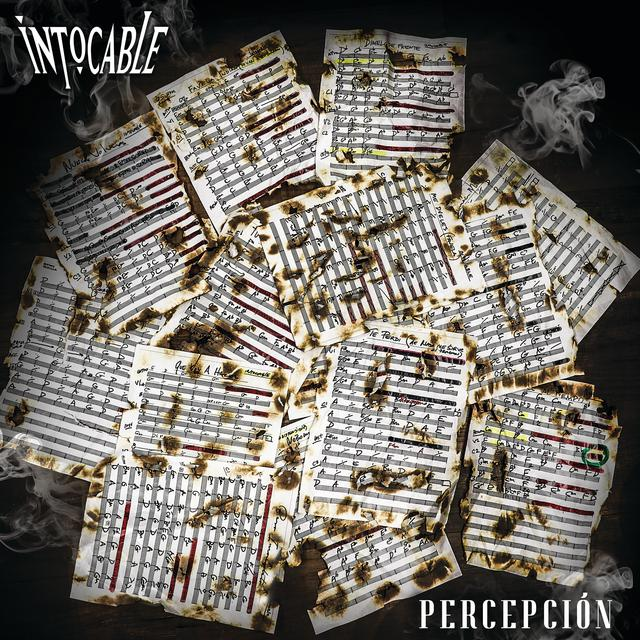 Album cover for Percepción by Intocable