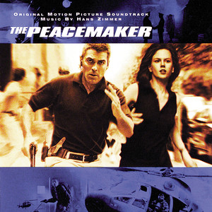 The Peacemaker (Original Motion Picture Soundtrack) Albumcover