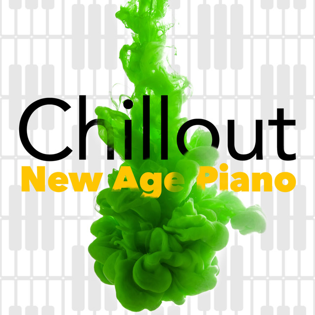 Chillout New Age Piano Albumcover