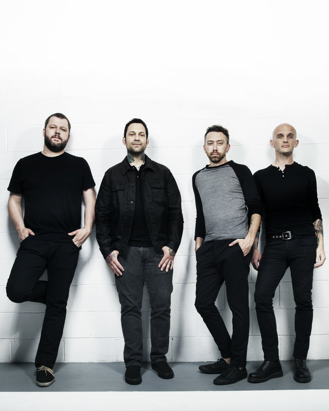 Photo Rise Against