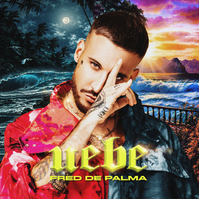 Album cover for Uebe by Fred De Palma