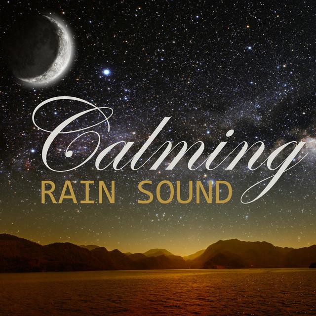 Calming Rain Sound Albumcover