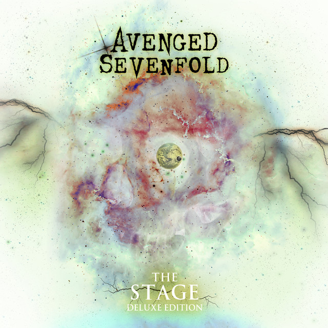 Album cover for The Stage (Deluxe Edition) by Avenged Sevenfold
