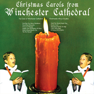Carols From Winchester Cathedral album