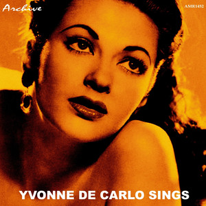 Yvonne de Carlo, John Towner Orchestra But Not for Me cover