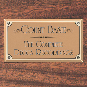 Count Basie Pennies from Heaven cover
