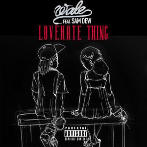 LoveHate Thing (feat. Sam Dew) Albümü