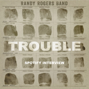 Trouble: Commentary (Spotify Interview) album
