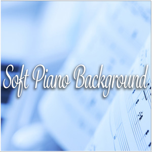 Soft Piano Background Albumcover