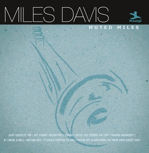 Muted Miles Albumcover