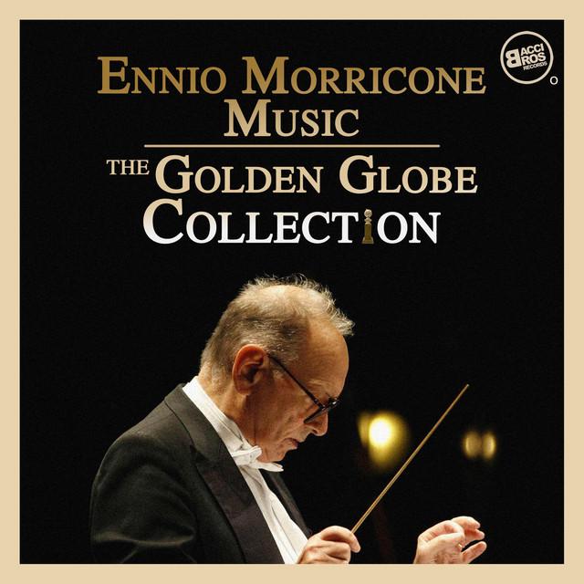 Ennio Morricone Music - The Golden Globe Collection Albumcover