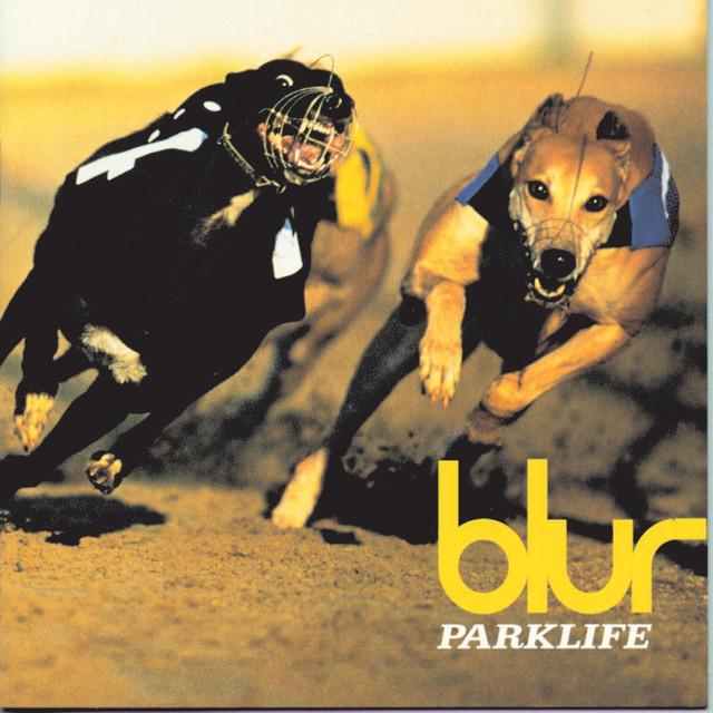 Skivomslag för Blur: Parklife