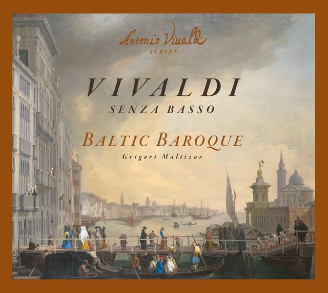 Vivaldi Senza Basso Albumcover