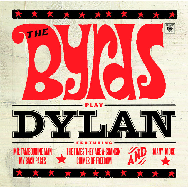 The Byrds The Byrds Play Dylan album cover