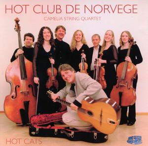 Hot Club de Norvège feat. Camelia String Quartet & Ola Kvernberg