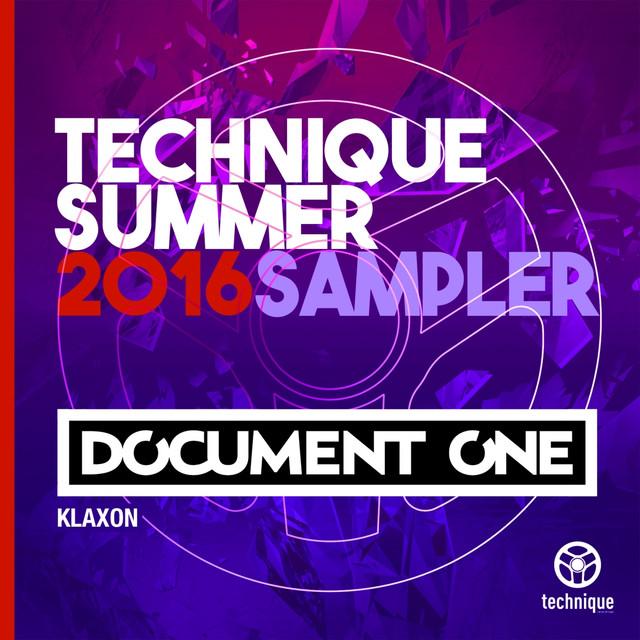Klaxon (Technique Summer 2016 Sampler)