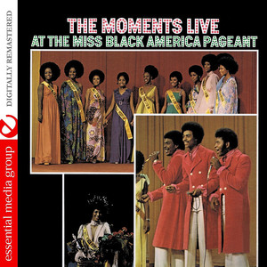 Live At The Miss Black America Pageant (Remastered) album