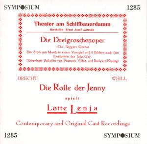 Weill: The Threepenny Opera album