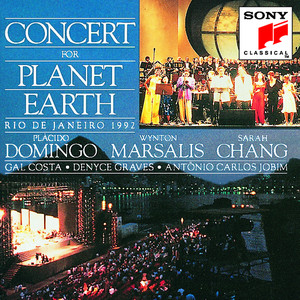 Concert for Planet Earth album