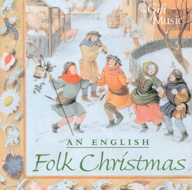 Christmas History In English.An English Christmas Cheer In Songs And Carols By Spiers And
