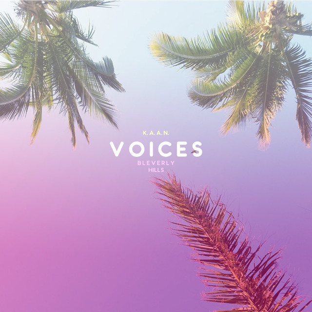 Album cover for Voices by K.A.A.N., Bleverly Hills