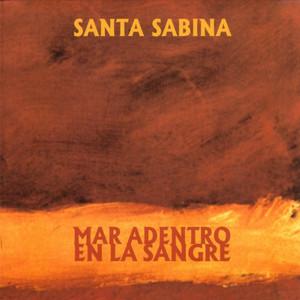Mar Adentro En La Sangre Albumcover