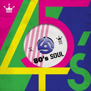 80's Soul 45's