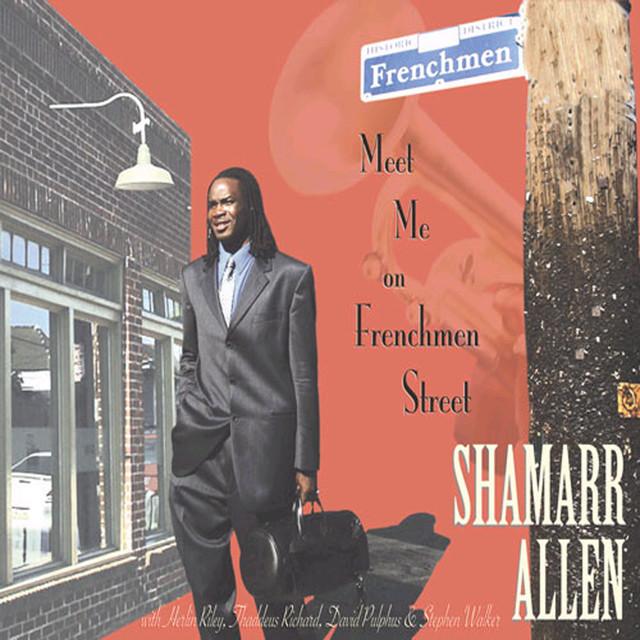 Shamarr Allen
