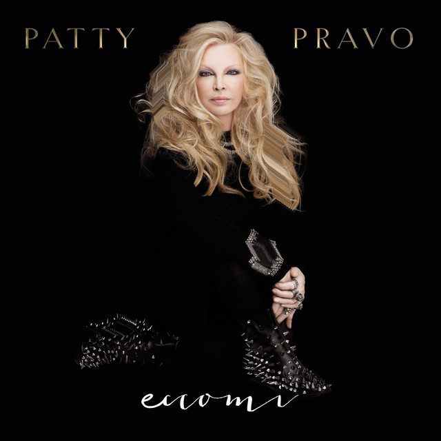 Album cover for Eccomi by Patty Pravo