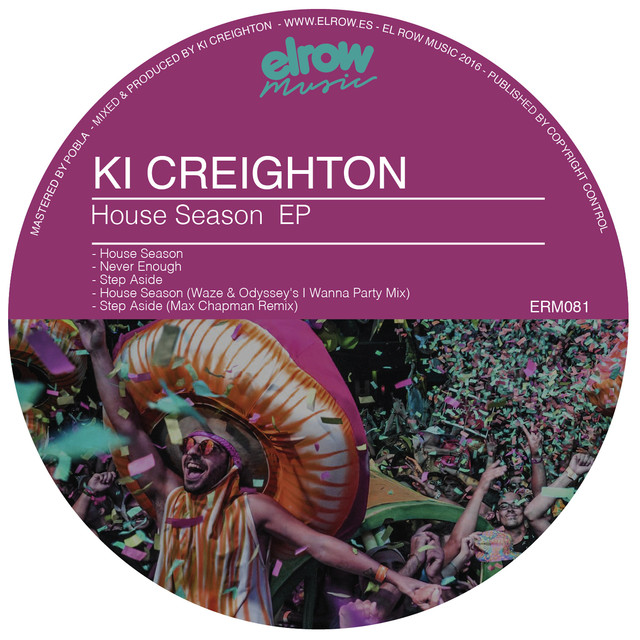 Ki Creighton tickets and 2018  tour dates