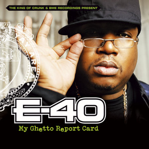 E-40  T‐Pain, Kandi Girl U and Dat cover