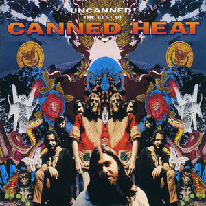 Canned Heat Goin' Up the Country cover