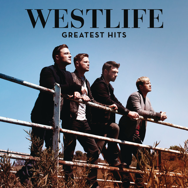 Westlife Greatest Hits album cover
