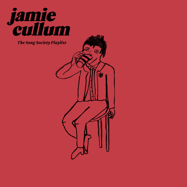 Album cover for The Song Society Playlist by Jamie Cullum