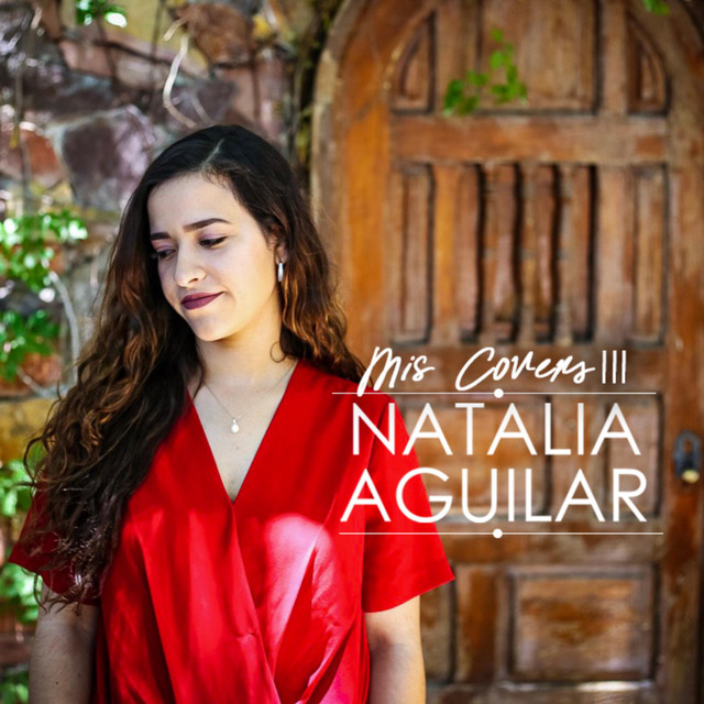 Album cover for Mis Covers III by Natalia Aguilar