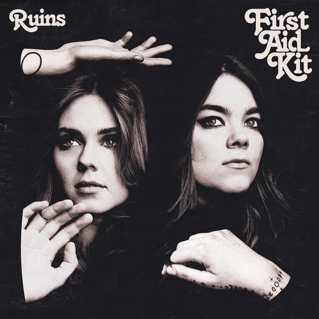 Album cover for Ruins by First Aid Kit