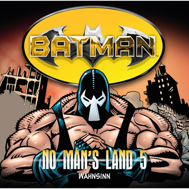 No Man's Land, Folge 5: Wahnsinn Cover