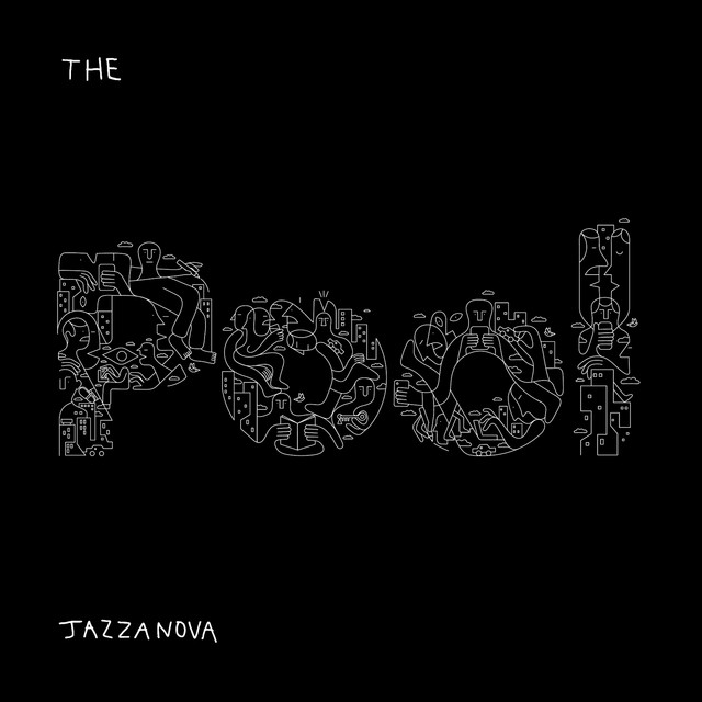Album cover for The Pool by Jazzanova