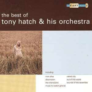 Tony Hatch Joanna cover