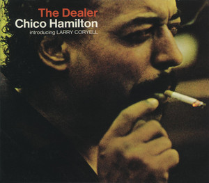 Chico Hamilton The Second Time Around cover