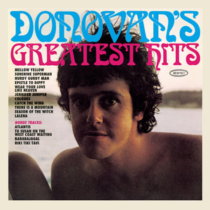 Donovan's Greatest Hits album