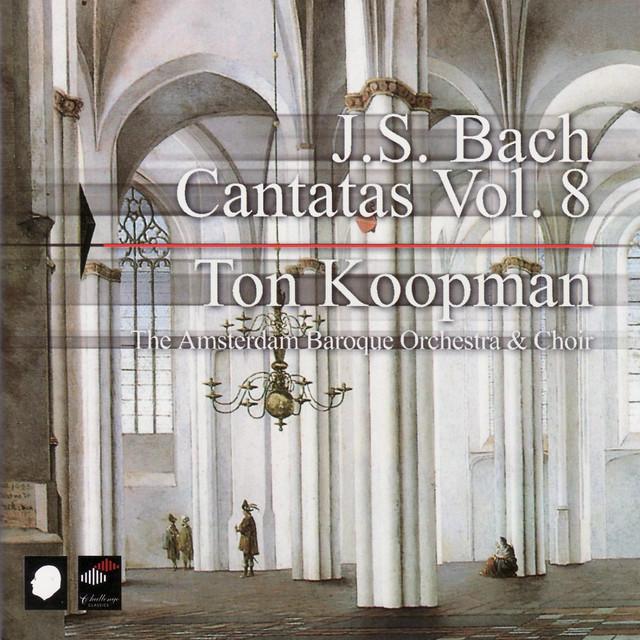 J.S. Bach: Cantatas Vol. 8