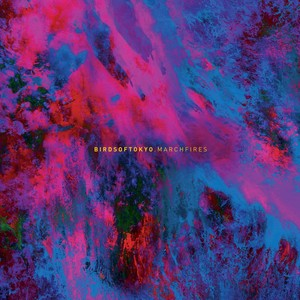 March Fires Albumcover