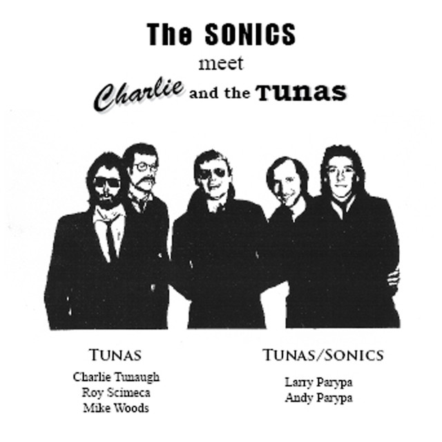 The Sonics Meet Charlie & The Tunas