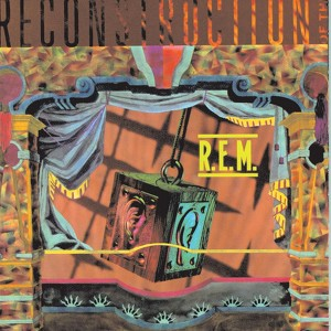 Fables Of The Reconstruction Albumcover