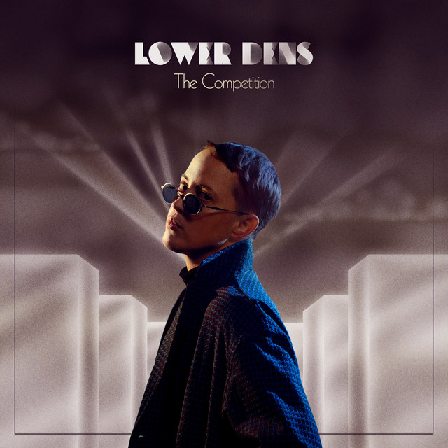 Album cover for The Competition by Lower Dens