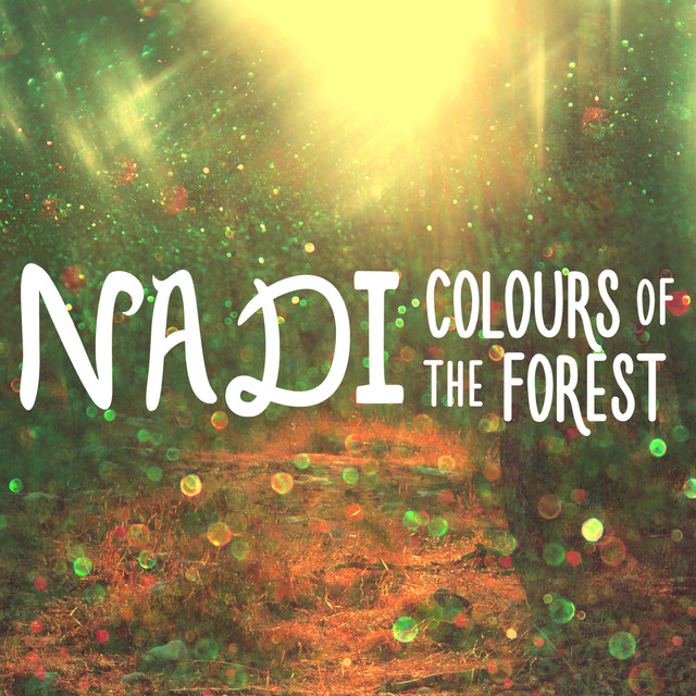 Colours of the Forest Albumcover
