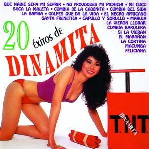 20 Éxitos de Dinamita Albumcover