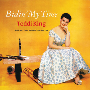 Teddi King, Al Cohn & His Orchestra I Can't Get Started cover