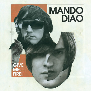 Give Me Fire (International Version) album